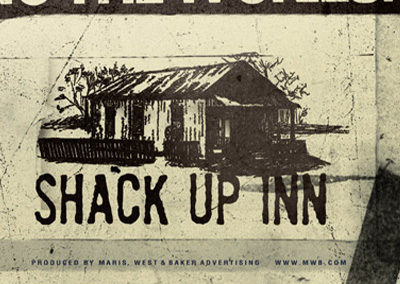 Shack Up Inn