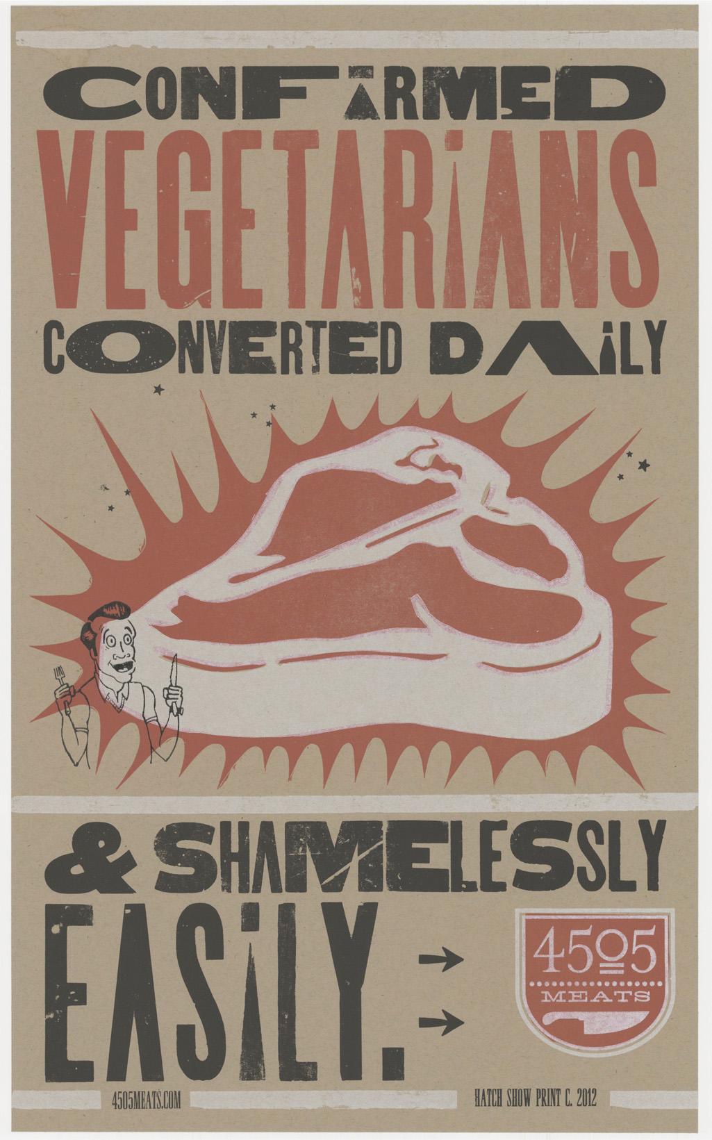 4505 Meats Vegetarians