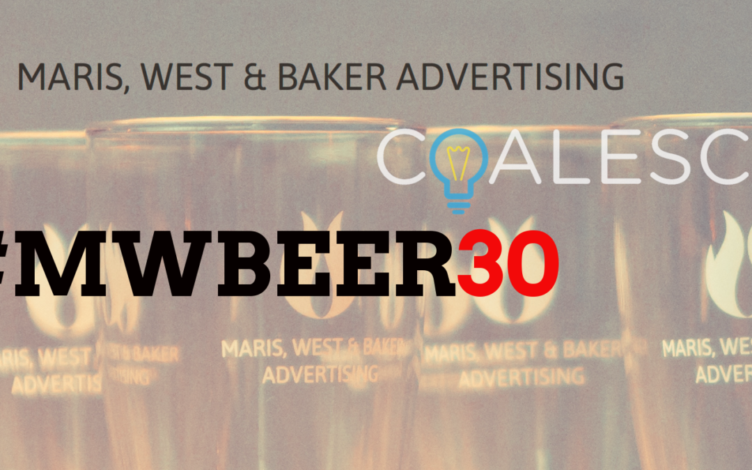 A special #MWBeer30