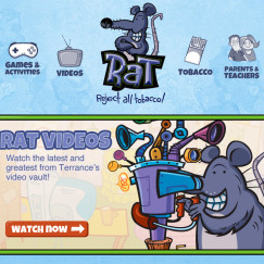 RAT Website