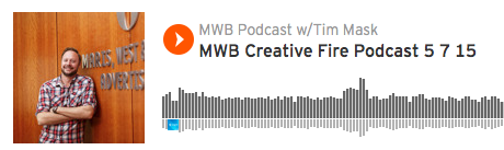 MWB Creative Fire Podcast w/ Kids Code, MWBeer30, and Camgian CEO Dr. Gary Butler