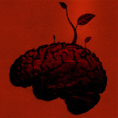 TEDx graphic of sprouting brain